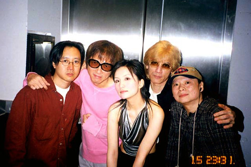 Paisely Wu and her band