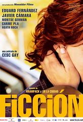 Trailer y póster de 'Ficción', de Cesc Gay
