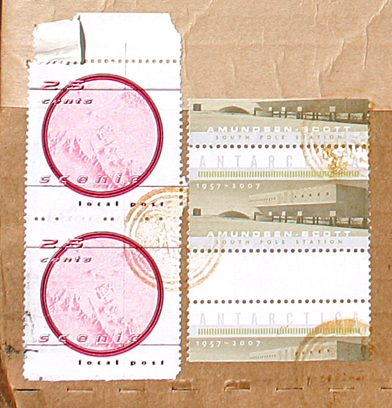 Independent Project package: stamps