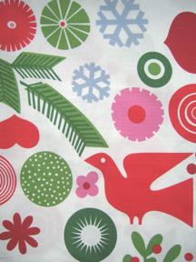 Fabulous Christmas fabric