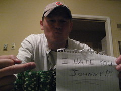 I Hate You Johnny!!!