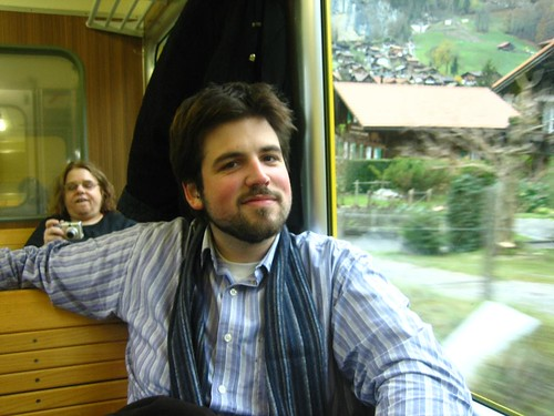 On the Small-Gauge Train to Kleine Scheidegg