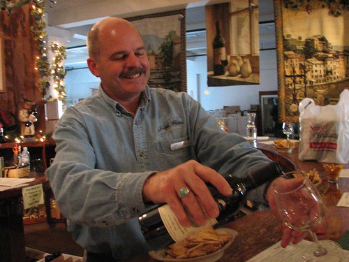tim, our wine expert