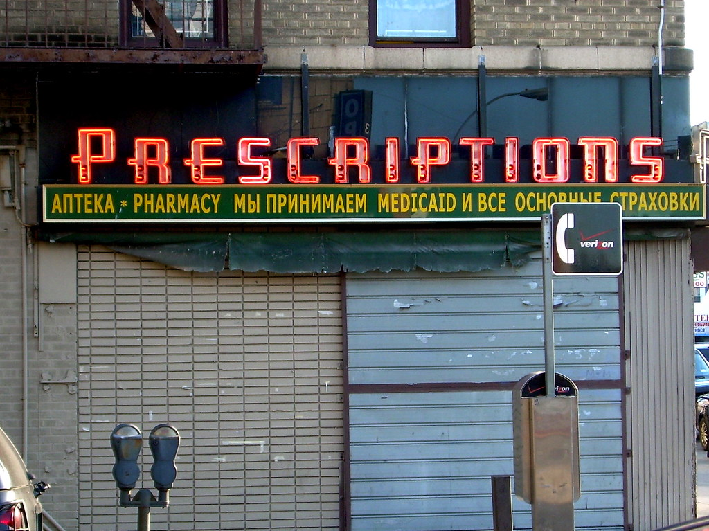prescriptions, midwood
