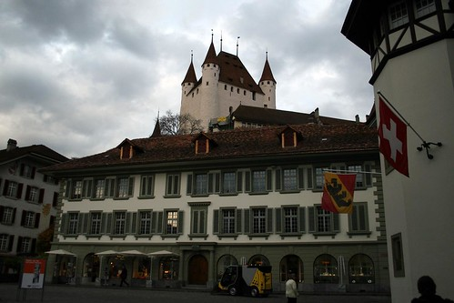 Thun's Main Square