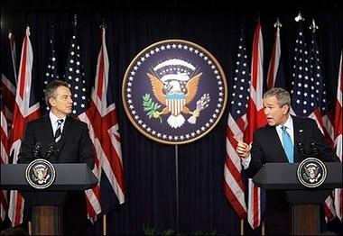 Bush & Blair, 12.7.06    1