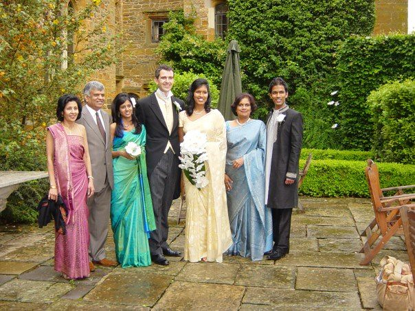 Chandrika's daughter Yaso's wedding pics 1 photo by Byflickr
