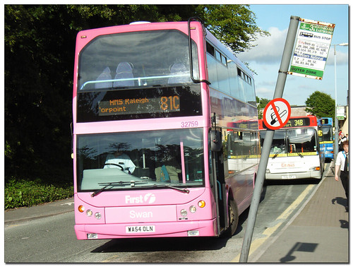 First Devon and Cornwall 32759 WA54OLN