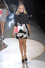 Gucci Spring 2008 Collection in Milan photo by coutureforsure