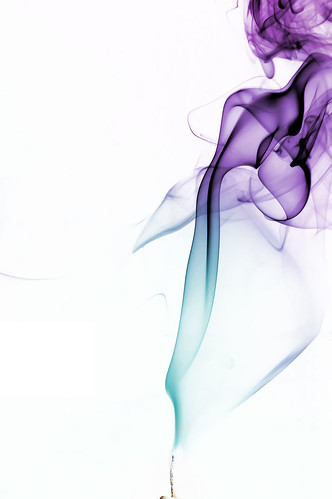 Smoke Abstract 1.13 (by hermanau)