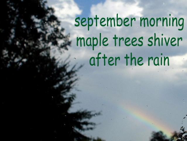 septembermorning