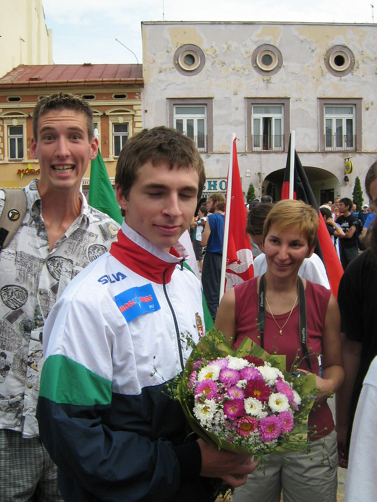 Kovács Ádám a VB sprint után