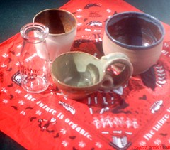 pottery trade