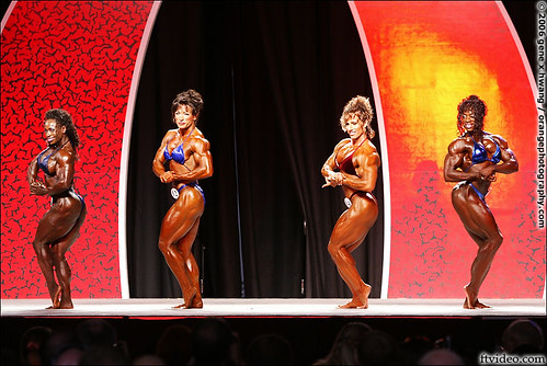 Iris Kyle Wins The Ms. Olympia