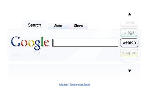 Google Mockups 1