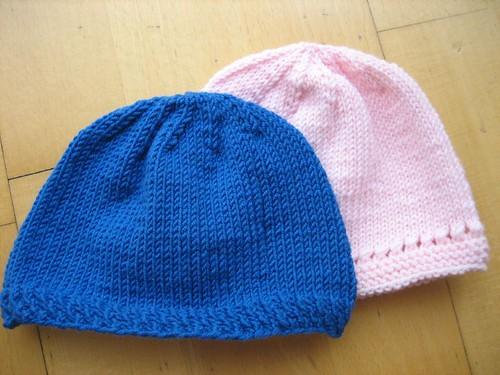 Twins hats