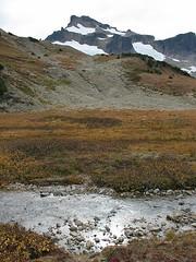 Gilbert Peak and Upper Conrad Creek