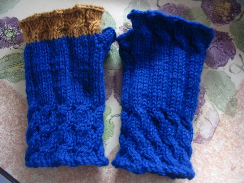 Finished pair