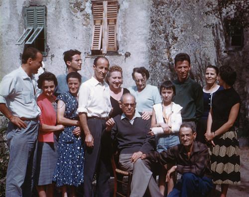 Une grande et belle famille