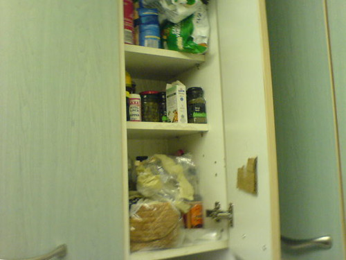 Cupboard of doom
