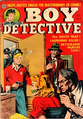 boy detective cover