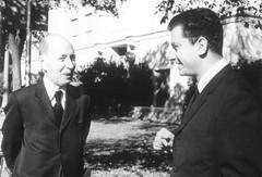Eugene Wigner and Istvan Hargittai