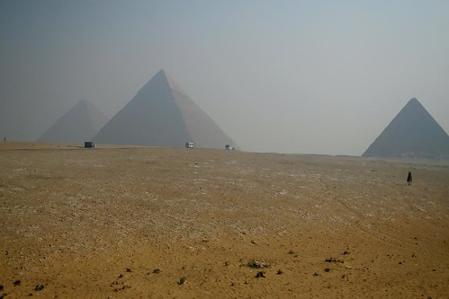 All Three Pyramids