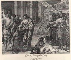 El Greco Cropped