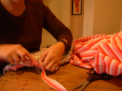 Rag Rug - The Making Of