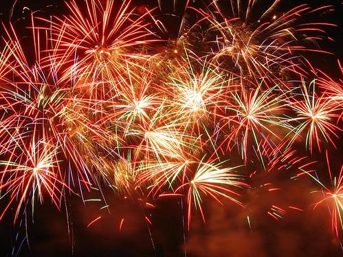 Wasaby's winning fireworks
