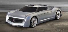 Ecojet sports car