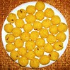 Boondhi laddu by Mythreyee at Food Blog - Try this Recipe