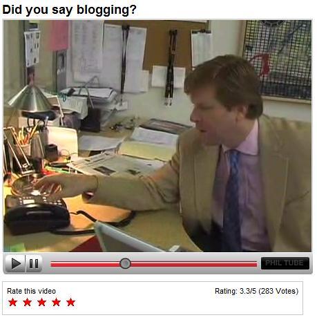 DidYouSayBlogging