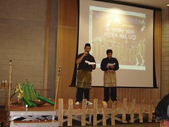Hosts Occasion Lemang vs Ketupat 3 Di Astra Hall, Belfield, UCD