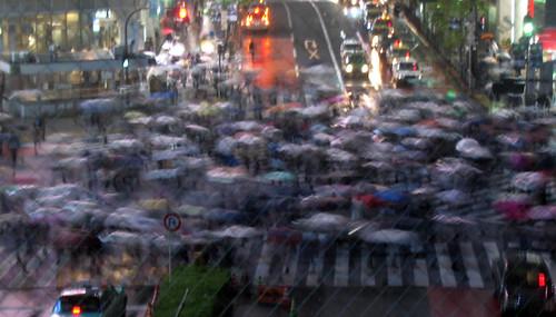 Shibuya, las luces, los hoteles del amor. Tokyo Tales (1)