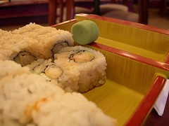 Hanami - Sushi Boat with Wasabi