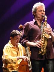 Javier Colina & Perico Sambeat