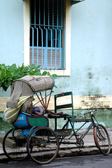 Pondicherry carriage