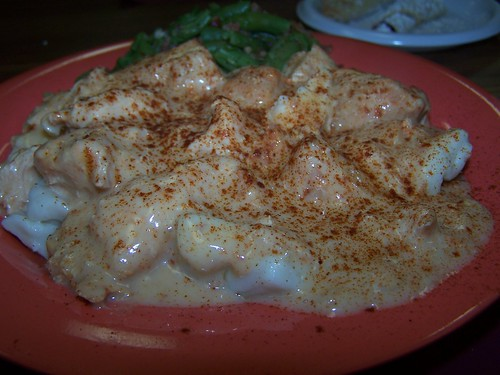 Chicken Paprikash @ Babushka's Kitchen