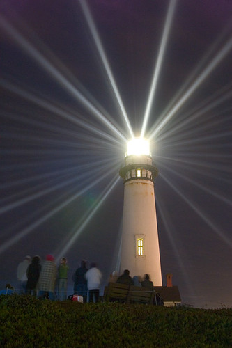 Pigeon Point Anniversary Lighting