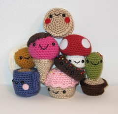 Tiny Ami 2 Crochet Pattern