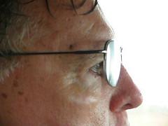 Panasonic FZ30 footage clip:  eyes