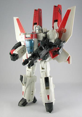 Classics Jetfire - Bot Mode