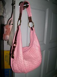 pink hobo