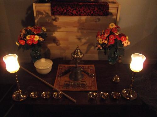 Night Altar - 4