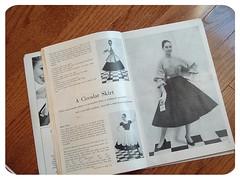 vintage sewing book 01