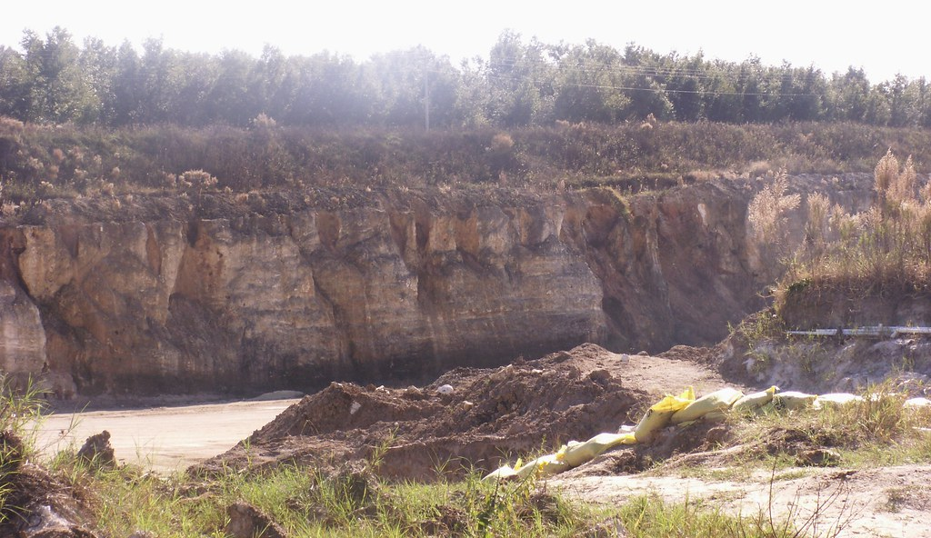 Quarry and Haile 7G Dig Site
