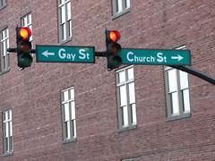 Gay Street | Church Street
