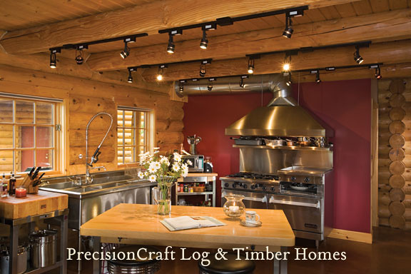 Log Cabins from Maine | Log Cabin Floor Plans | Maine Log Cabin