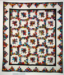 Leaf Quilt for Irene - Free Pattern photo by Cindy's Quilts
